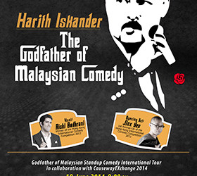 The Godfather of Malaysian Comedy (Singapore Tour)