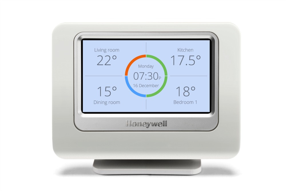 HONEYWELL : Evohome controller (Completed while at Shore, Edinburgh)