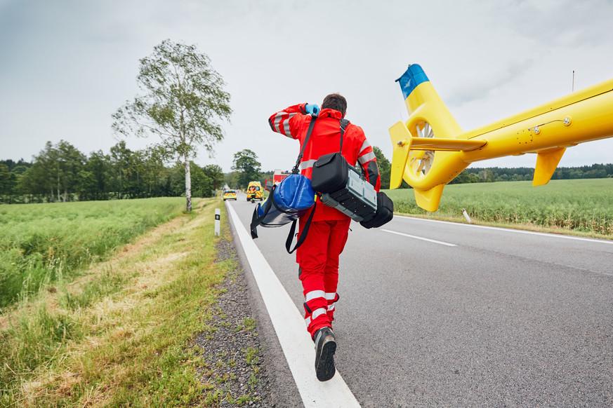 WIP : Paramedic equipment