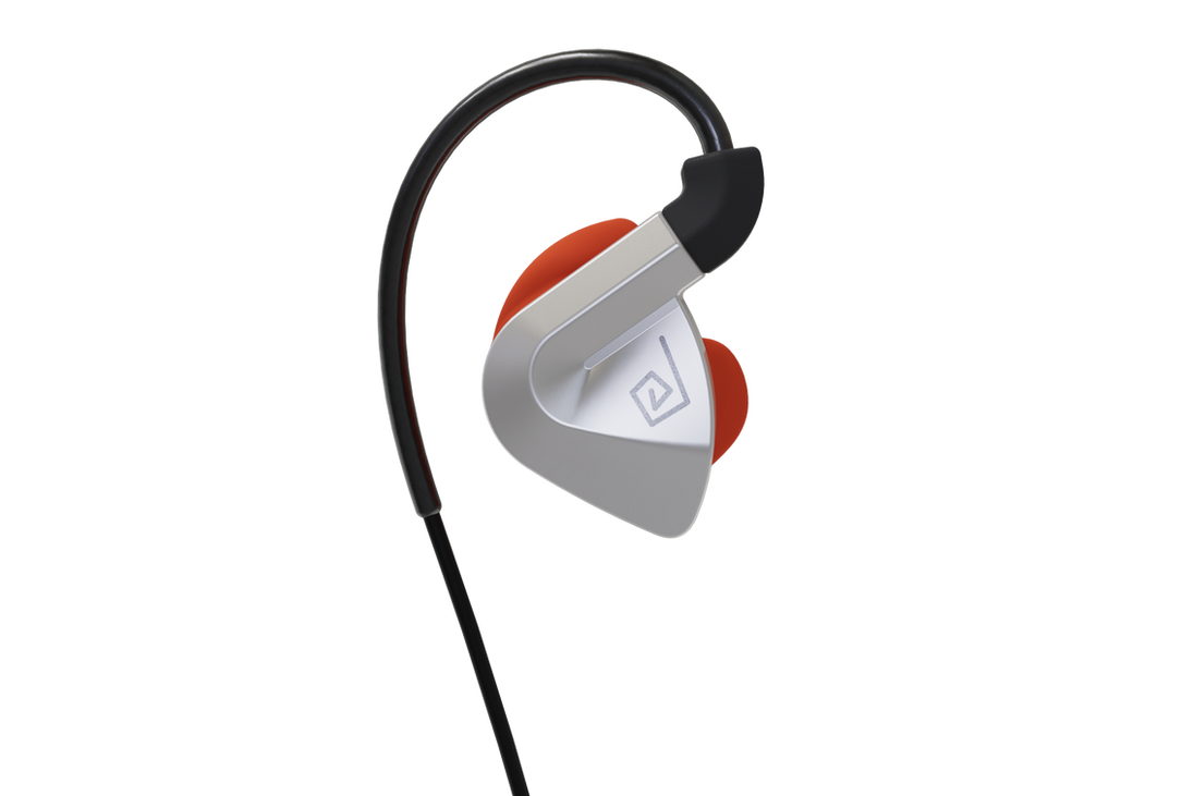 DROWNAUDIO : TACTILE EARPHONES
