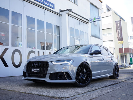 Audi RS6 Performance NARDO