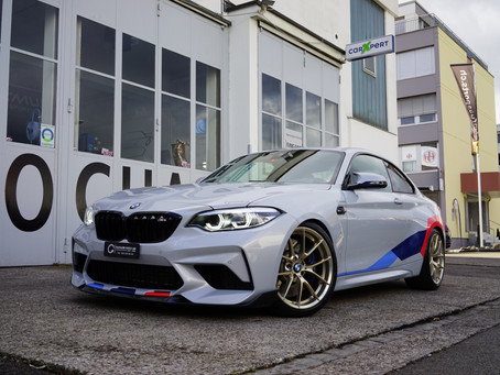 BMW M2 Competition M-Performance