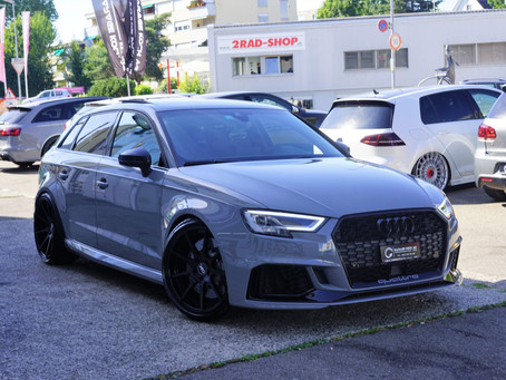 Neu eingetroffen Audi RS3