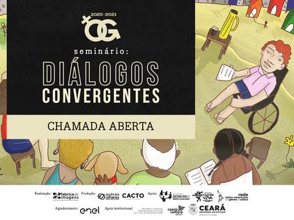 DIÁLOGOS CONVERGENTES: envie trabalhos acadêmicos e relatos de experiência até 5 de junho