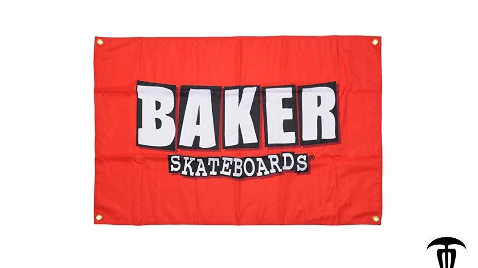 Baker Brand Logo Flag