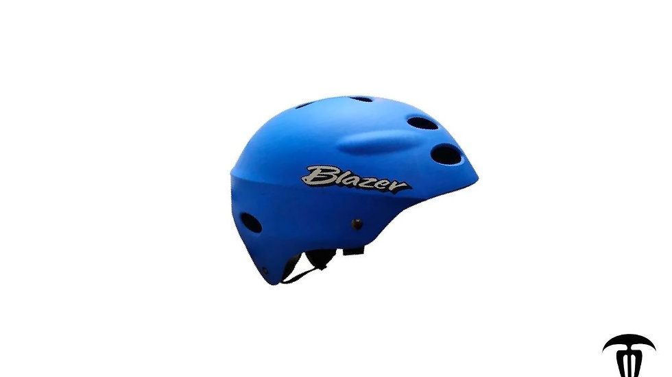 Casco Blazer Azul