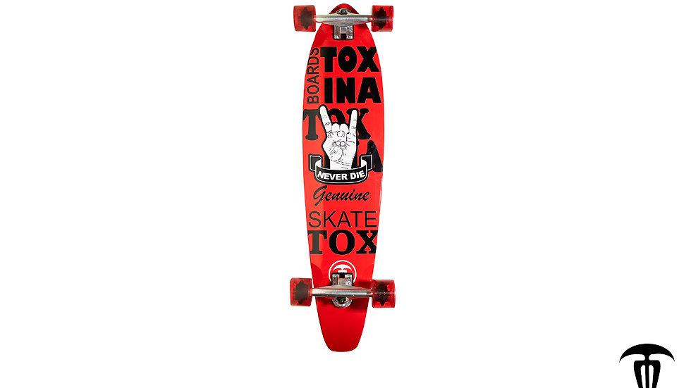Longboard Toxina Roja