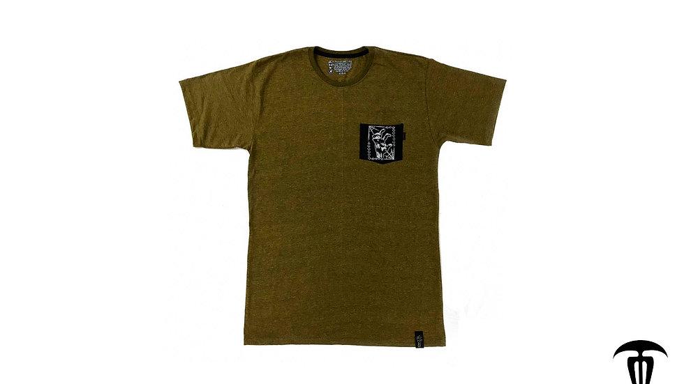T-shirt Cramp Bolsita