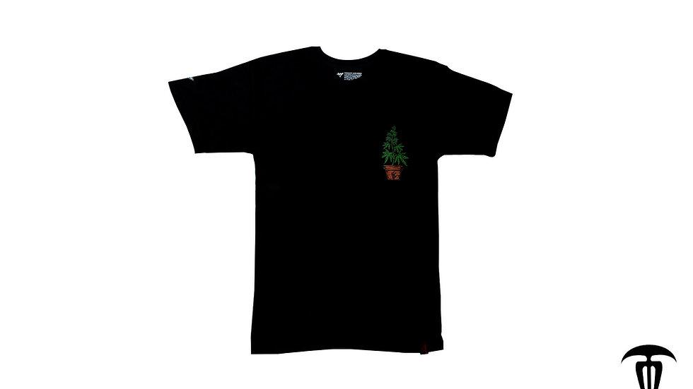 T-shirt Cramp Marihuana