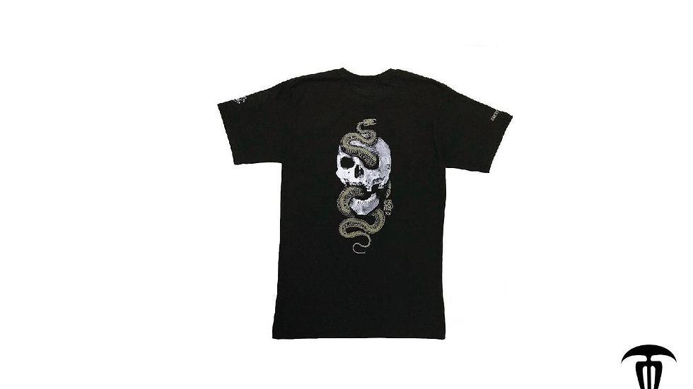 T-shirt Cramp Serpient