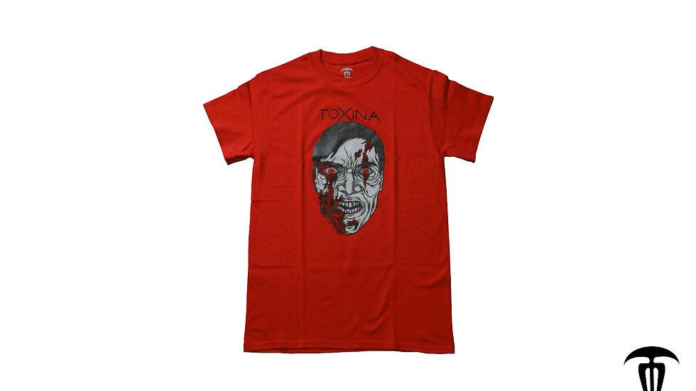 T-shirt Toxina Zombie