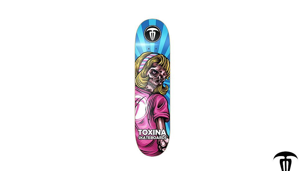 Toxina Skate Girl