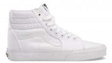 SK8 HI True White