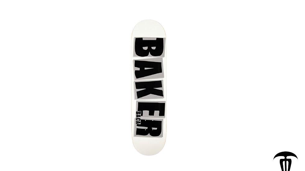 Baker Brand Logo BACA