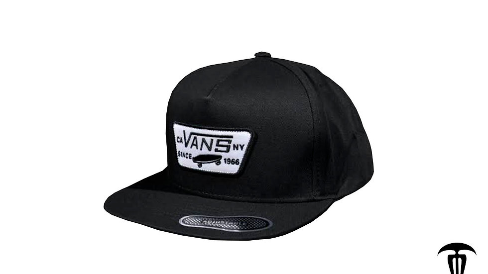 Gorra Full Patch True Black