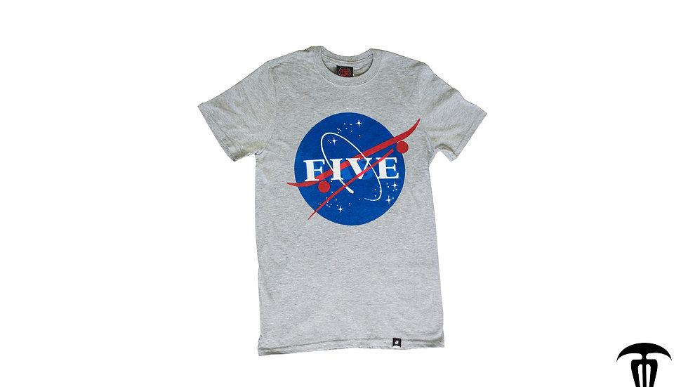 T-shirt Five Nasa