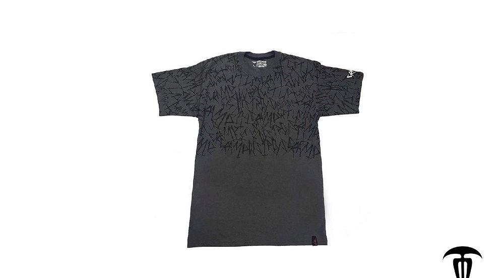 T-shirt Cramp Gris