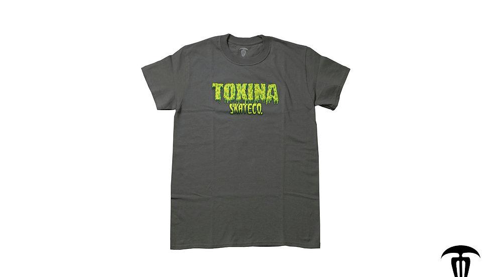 T-shirt Toxina Letras