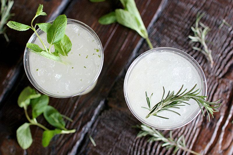 Homemade-Cucumber-mint-watermellon-rosem