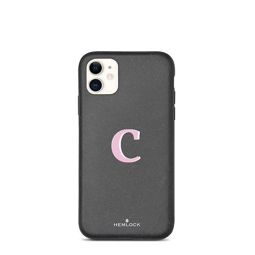 #PinkHemlock Funda biodegradable iPhone - Monogram A