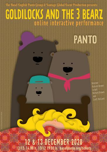 Goldilocks and the 3 Bearz 2020