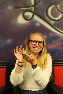 VP Student Wellness - Jaden Albrecht