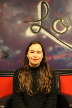 U2 Secondary Rep - Emily Gilcher