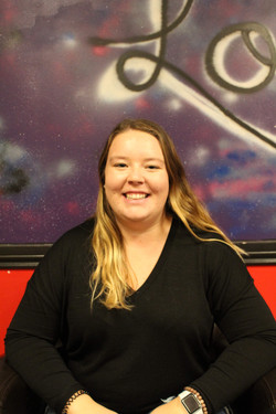 VP Student Wellness - Sarah Kokkinen