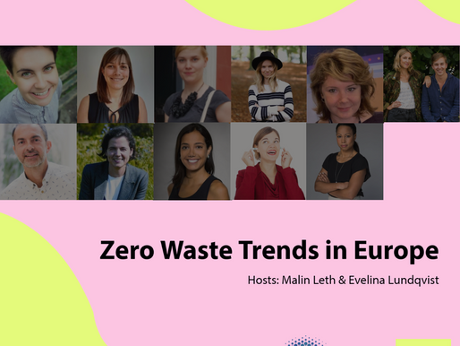 The ultimate highlight compilation of zero waste trends in Europe