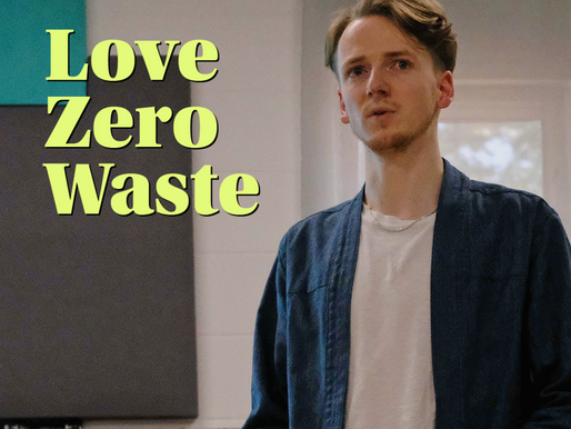 Love Zero Waste live: Designing microplastics water filters inspired by manta rays
