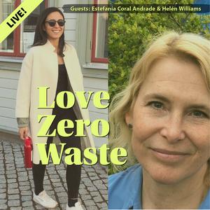 Love Zero Waste: The global e-waste challenge with Chloé Mikolajczak & Ify Otuya