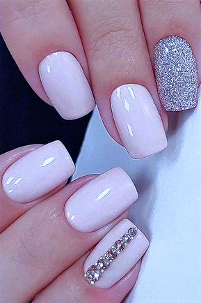Pose Porcelaine sur ongles naturels