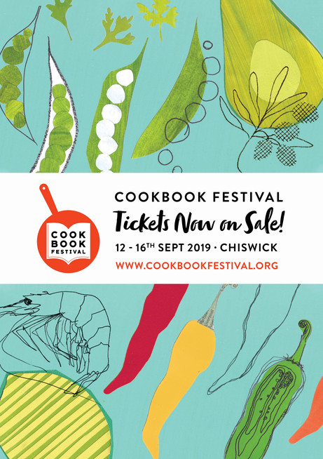 COOKBOOK FESTIVAL POSTER