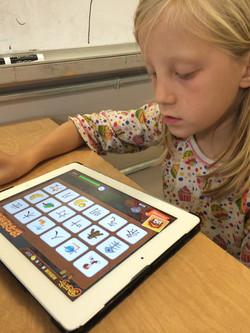 iPad Chinese game