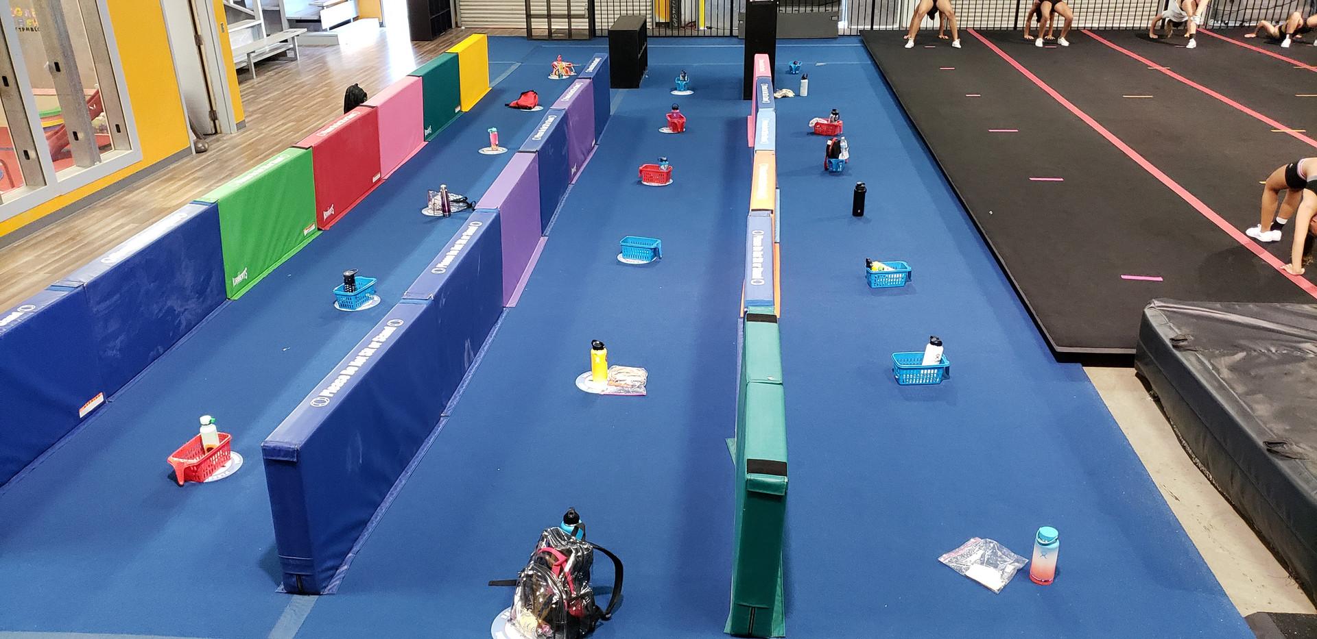 Gymnastics Beat Gym