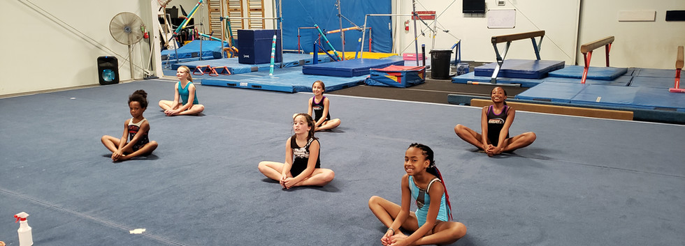 Gymnastics Beat Gym
