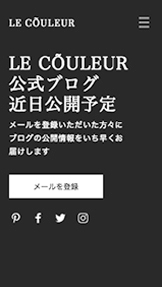 芸術・文化 website templates – 近日公開C