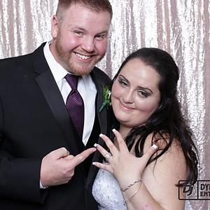 Ashley & Chris' Wedding - Photo Booth