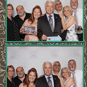 Lynn & Dennis' 50th Wedding Anniversary