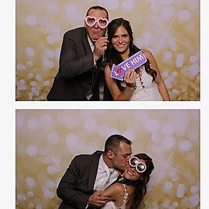Kristen & Keith's Wedding Photo Booth