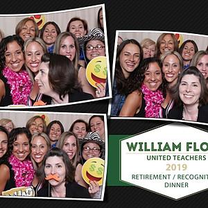 William Floyd United Teachers - Retirement/Recognition Dinner