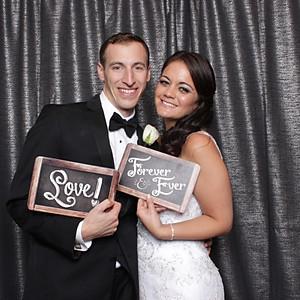 Jenna & Tom's Wedding - Photo Booth