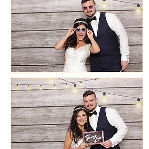 Lauren & Robert's Wedding - Photo Booth