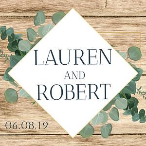 Lauren & Robert's Wedding - Candid Zaps