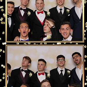 Commack HS Senior Prom - Photo Booth