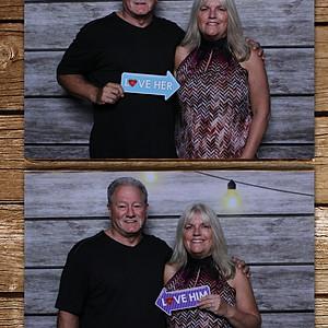 Steve's 70th Birthday / Donna & Steve's 30th Wedding Anniversary