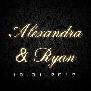 Alexandra & Ryan's Wedding