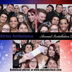 Shirley Community Ambulance Installation