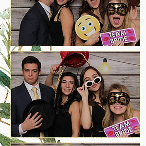 Shannon & Greg's Wedding - Photo Booth