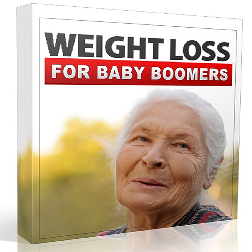 Weight Loss For Baby Boomers